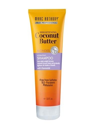 Marc Anthony Şampuan Sarı Saç Coconut 250Ml Renksiz
